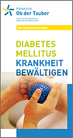 Cover Themenbroschüre Diabetes